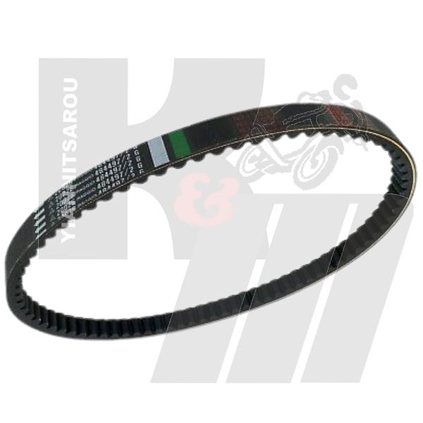 Belt PIAGGIO for GILERA Runner FXR, 180cc 2-stroke, LC 484497