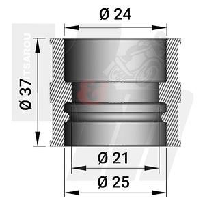 0307-000-00 manifold intake 136085 1