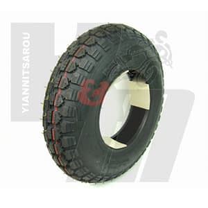 Tyre duro HF-205 FRONT 410.350-6 9906-410-350