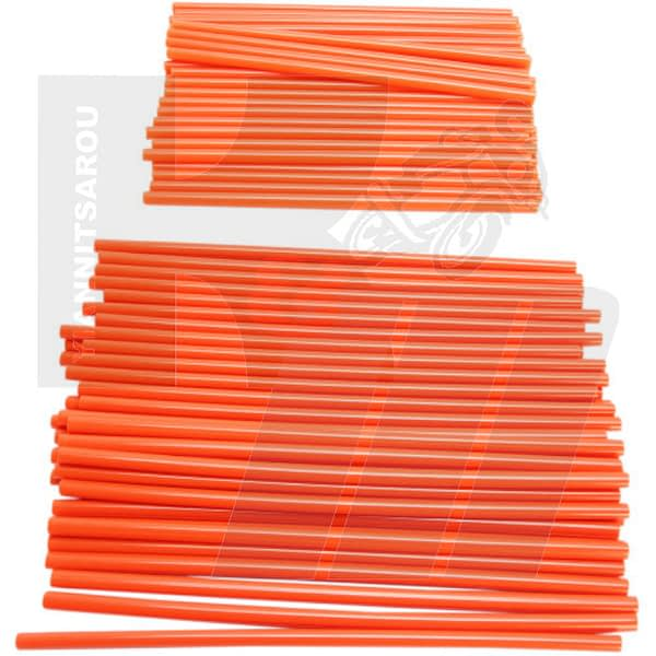 Spoke Cover Orange