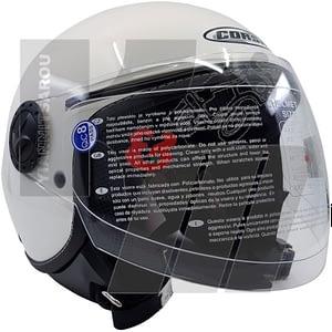helmet corsa_cx81_WHITE